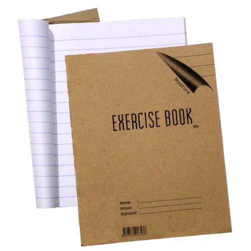 Exercise Book / School Book
