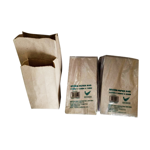 Food Paper Bag  & Wrapper
