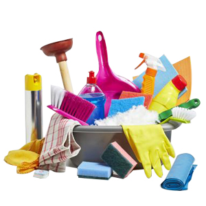 Cleaning Utilities & Glove