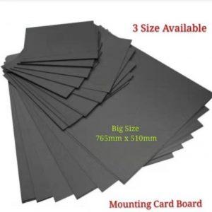 MANILA CARD