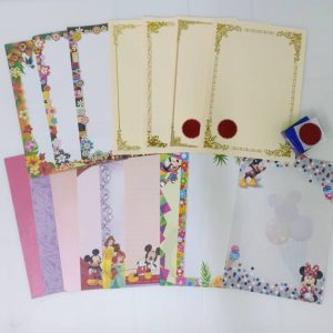 ARTIST CARD & CERTIFICATE CARD