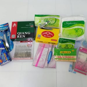 BEAUTY & CLEANING ACCESSORIES