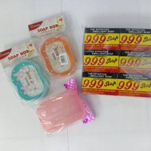 SOAP & SOAP BOX