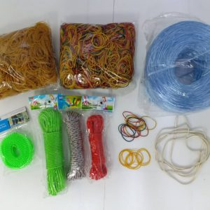 RUBBER BAND & STRING