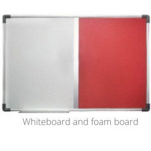 WHITE BOARD & SOFT BOARD